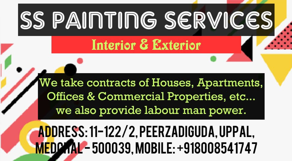 SS Painting Services